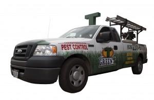 Pest Control Truck